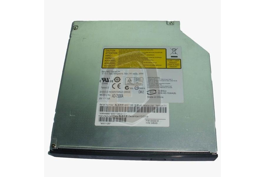Laptop Multi DVD drive AD-7530A voor Packard Bell Easynote Ares GM
