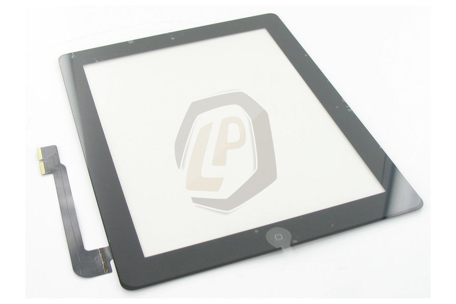 Apple iPad 3 Digitizer zwart APPD01 voor Apple Ipad 3