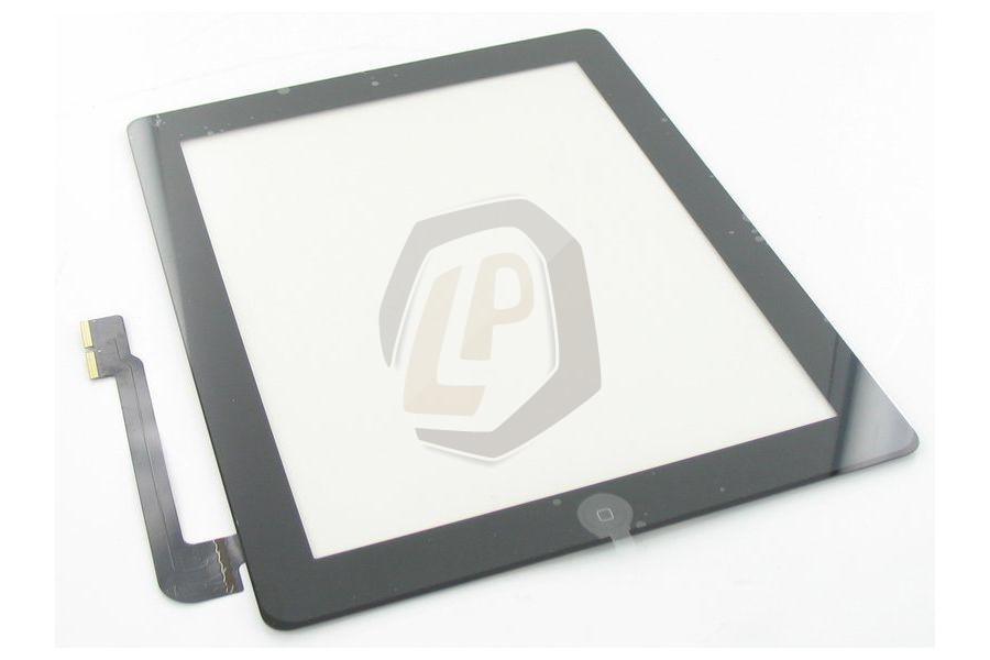 Apple iPad 3 Digitizer zwart APPD01 voor Apple Ipad 3