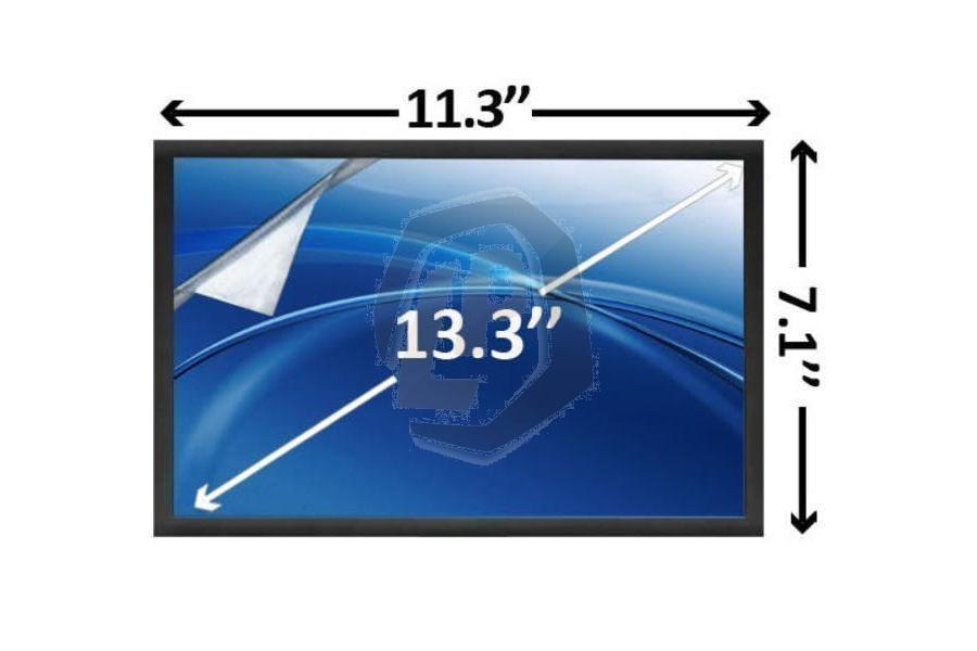 Laptop scherm AUOS175 13,3 inch 1366x768 WXGAHD Glans voor Acer Aspire Timeline 3810 serie en andere modellen