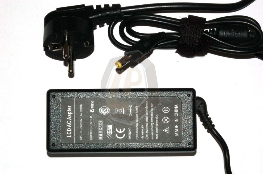 LCD adapter 48Watt 12Volt CMPA06