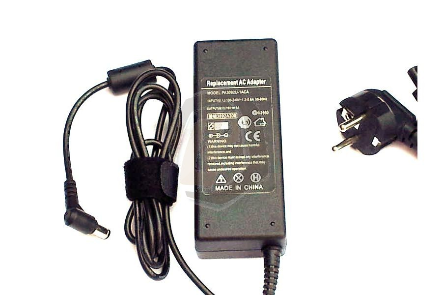 Laptop adapter CMPA23 voor Toshiba Satellite 4600 serie en andere modellen