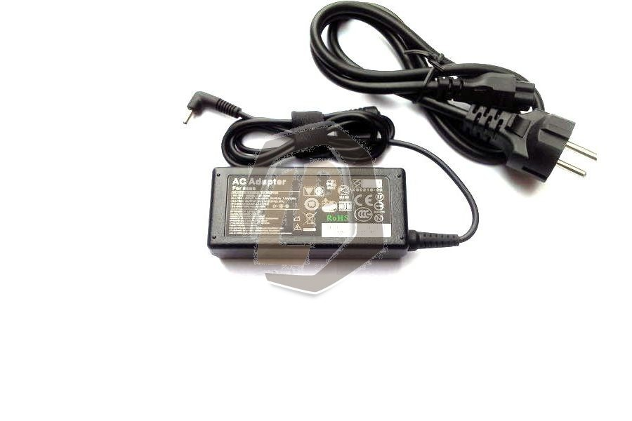 Laptop adapter CMPA46 19V 65W voor Acer Aspire P3-171 series en andere modellen