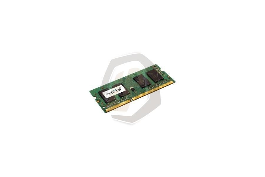 Laptop geheugen CRUG04 4 GB 1333 MHz SODIMM PC3-10600 voor HP Pavilion HDX18-1280ED en andere modellen