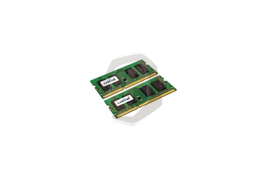 Laptop geheugen CRUG19 8 GB Kit (2x 4GB) 1600 MHz SODIMM PC3-12800 voor HP Envy 14-1020ed en andere modellen
