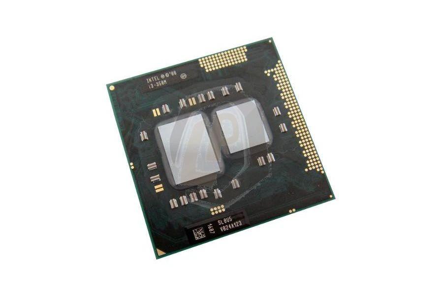 Laptop Intel Core i3-350M Processor SLBU5 INTP07