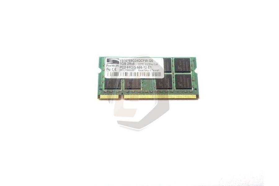 Laptop geheugen PROG01 1 GB 800 MHz SODIMM PC2-6400