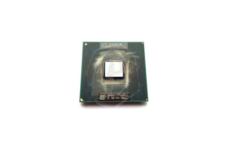 Laptop Intel® Core™2 Duo Processor SLGFD P8600