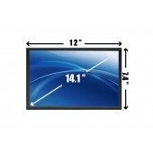 Laptop scherm AUOS102 1440x900 WXGA+ Mat voor Dell Latitude D620