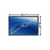 Laptop scherm AUOS131 1280x800 WXGA Glans voor HP Business Notebook 2530P EliteBook en andere modellen