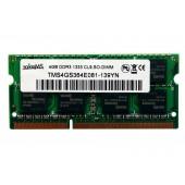 Laptop geheugen TAKG13 4 GB 1333 MHz SODIMM PC3-10600 voor Dell Latitude E4300 en andere modellen